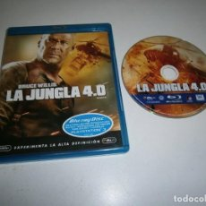 Cine: LA JUNGLA 4.0 BLU RAY. Lote 268863764