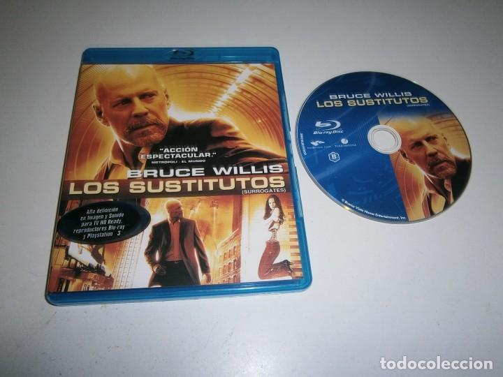 LOS SUSTITUTOS BLU RAY BRUCE WILLIS (Cine - Películas - Blu-Ray Disc)