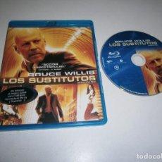Cine: LOS SUSTITUTOS BLU RAY BRUCE WILLIS. Lote 268863894