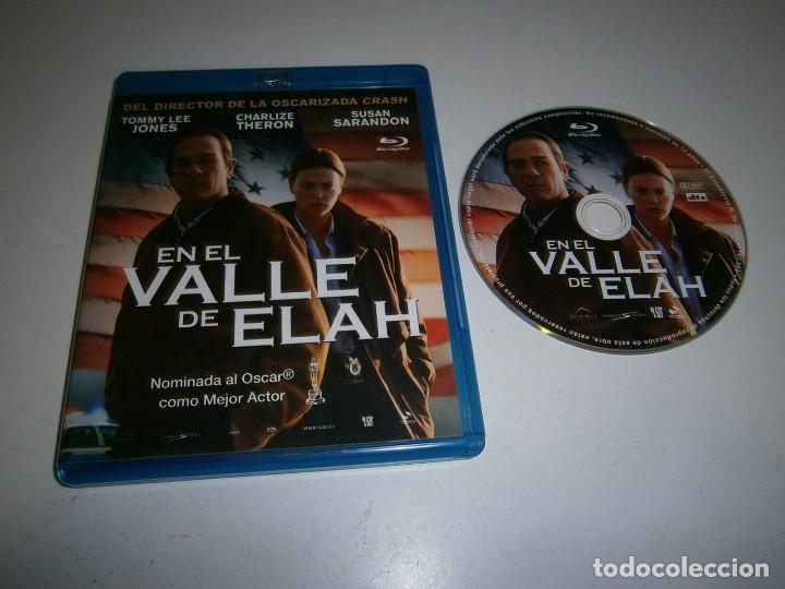 EN EL VALLE DE ELAH BLU RAY TOMMY LEE JONES CHARLIZE THERON SUSAN SARANDON (Cine - Películas - Blu-Ray Disc)
