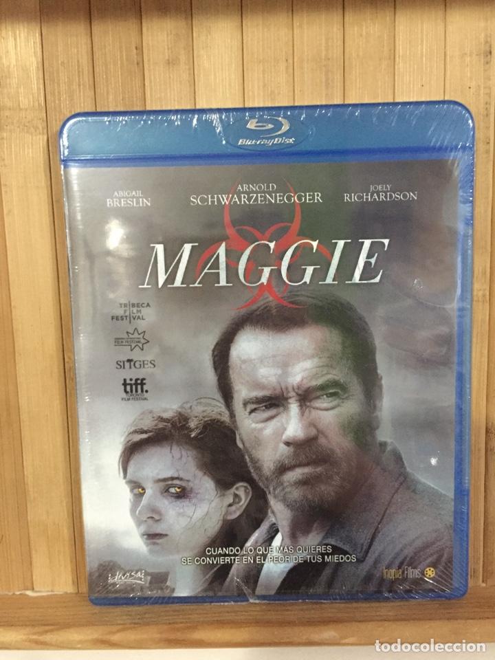 MAGGIE BLURAY - PRECINTADO - (Cine - Películas - Blu-Ray Disc)