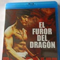 Cine: EL FUROR DEL DRAGÓN.. Lote 268909179
