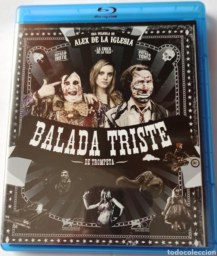 BALADA TRISTE DE TROMPETA. (Cine - Películas - Blu-Ray Disc)