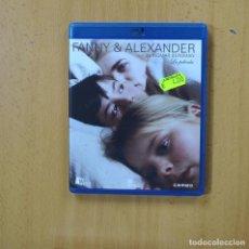 Cine: FANNY & ALEXANDER - BLURAY. Lote 269061553