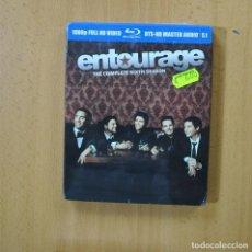 Cine: ENTOURAGE - SEXTA TEMPORADA - BLURAY. Lote 269061613