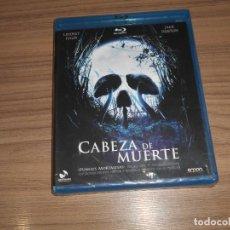 Cine: CABEZA DE MUERTE BLU-RAY DISC TERROR NUEVO PRECINTADO. Lote 269630468