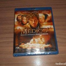 Cine: EL MEDICO BLU-RAY DISC TOM PAYNE BEN KINGSLEY NUEVO PRECINTADO. Lote 269630733