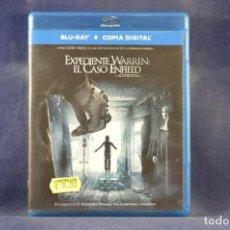 Cinéma: EXPEDIENTE WARREN: EL CASO ENFIELD - BLU RAY + COPIA DIGITAL. Lote 269633088