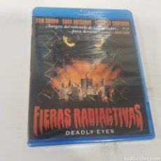 Cinéma: REF, 14189 FIERAS RADIACTIVAS -BLURAY NUEVO PRECINTADO. Lote 269639088
