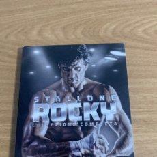 Cine: ROCKY SAGA COMPLETA BLUERAY. Lote 269842918
