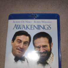 Cine: BLU-RAY - NTSC - DESPERTARES - AWAKENINGS - ROBIN WILLIAMS Y ROBERT DE NIRO. Lote 269846203