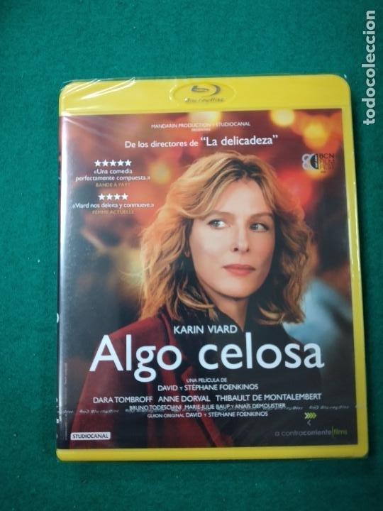 ALGO CELOSA. KARIN VIARD. BLU-RAY DISC. PRECINTADO. (Cine - Películas - Blu-Ray Disc)