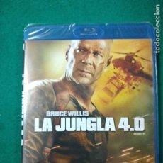Cine: LA JUNGLA 4.0. BRUCE WILLIS. BLU-RAY DISC. PRECINTADO.. Lote 270091573