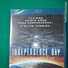 Cine: INDEPENDENCE DAY CONTRAATAQUE. BLU-RAY DISC. PRECINTADO.. Lote 270091863
