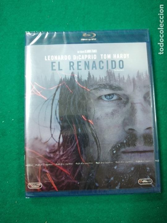 EL RENACIDO. LEONARDO DICAPRIO - TOM HARDY. BLU-RAY DISC. PRECINTADO. (Cine - Películas - Blu-Ray Disc)
