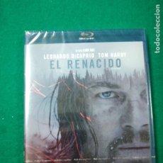 Cine: EL RENACIDO. LEONARDO DICAPRIO - TOM HARDY. BLU-RAY DISC. PRECINTADO.. Lote 270093133