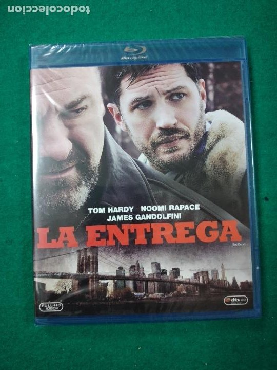 LA ENTREGA. TOM HARDY. BLU-RAY DISC. PRECINTADO. (Cine - Películas - Blu-Ray Disc)