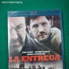 Cine: LA ENTREGA. TOM HARDY. BLU-RAY DISC. PRECINTADO.. Lote 270093308