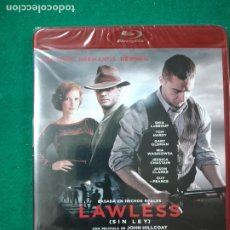 Cine: LAWLESS (SIN LEY) BLU-RAY DISC. PRECINTADO.. Lote 270093513