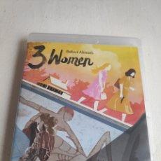 Cine: BLU-RAY - 3 WOMEN(TRES MUJERES) - ROBERT ALTMAN - EN INGLÉS - RESTAURADA. Lote 270101943