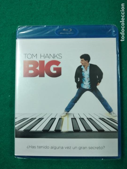 BIG. TOM HANKS. BLU-RAY DISC. PRECINTADO. (Cine - Películas - Blu-Ray Disc)