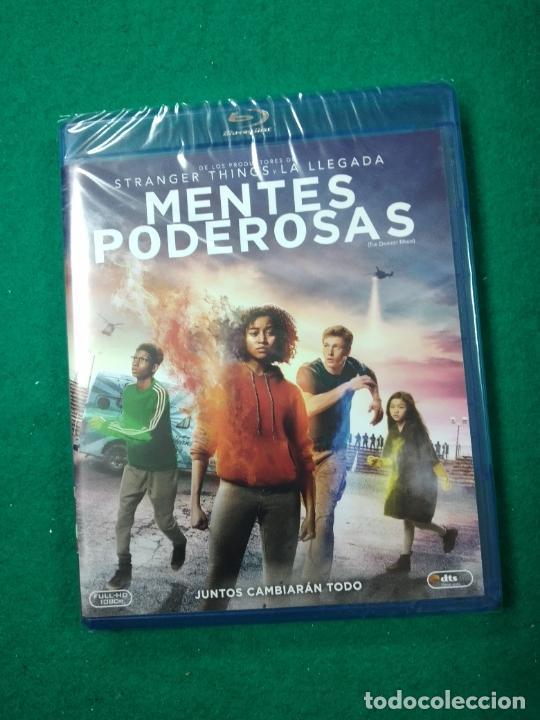 MENTES PODEROSAS. BLU-RAY DISC PRECINTADO. (Cine - Películas - Blu-Ray Disc)