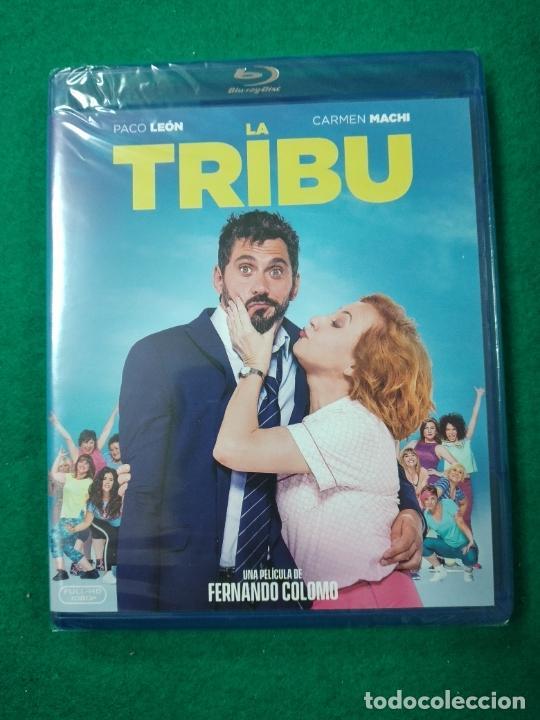 LA TRIBU. PACO LEON - CARMEN MACHI. BLU-RAY DISC PRECINTADO. (Cine - Películas - Blu-Ray Disc)
