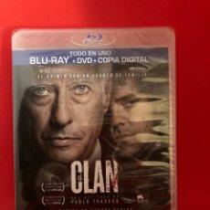 Cine: EL CLAN BLURAY + DVD + COPIA DIGITAL PELICULA NUEVA PRECINTADA. Lote 270374323