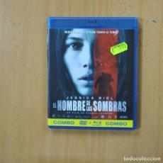 Cine: EL HOMBRE DE LAS SOMBRAS - BLURAY + DVD. Lote 270559398