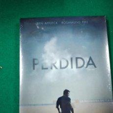 Cine: PERDIDA. BEN AFFLECK - ROSAMUND PIRE. BLU-RAY DISC PRECINTADO.. Lote 270859388