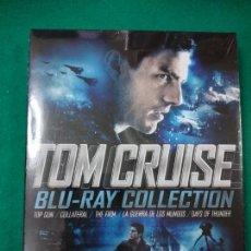 Cine: TOM CRUISE. BLU-RAY COLLECTION. PRECINTADO. Lote 270867458