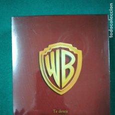 Cine: TE DESEA FELIZ NAVIDAD BLU-RAY. PAC PRECINTADO CON 3 PELICULAS (BATMAN LA LEGO PELICULA,..... Lote 270870673