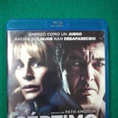 Cine: SEPTIMO.RICARDO DARIN - BELEN RUEDA. BLU-RAY DISC.. Lote 270877703
