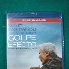 Cinema: CLINT EASTWOOD. GOLPE DE EFECTO.. BLU-RAY DISC PRECINTADO.. Lote 270879298