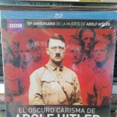 Cine: EL OSCURO CARISMA DE ADOLF HITLER, BLURAY. Lote 271999653