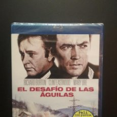 Cine: EL DESAFIO DE LAS AGUILAS (1968)(BLU-RAY) - NUEVO Y PRECINTADO PEPETO. Lote 272792603