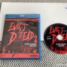 Cinema: EVIL DEAD 2 BLURAY. Lote 273719313