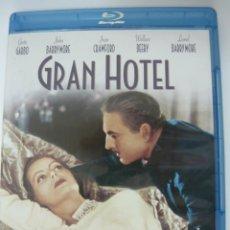 Cinema: GRAN HOTEL PREMIO ÓSCAR A LA MEJOR PELÍCULA 1932. INCLUYE IDIOMA CASTELLANO DE ESPAÑA. Lote 276291823