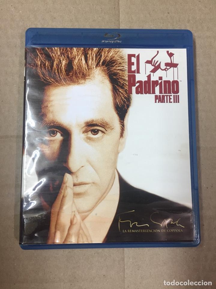 EL PADRINO PARTE III, EN BLU-RAY, LA REMASTERIZACION DE COPPOLA (Cine - Películas - Blu-Ray Disc)