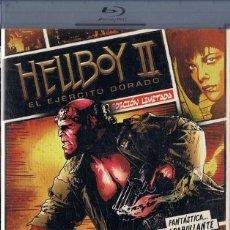Cine: HELLBOY II EL EJERCITO DORADO (BLURAY). Lote 277141753