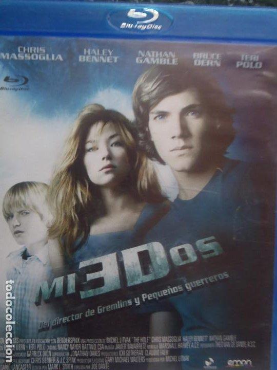 MIEDOS (Cine - Películas - Blu-Ray Disc)