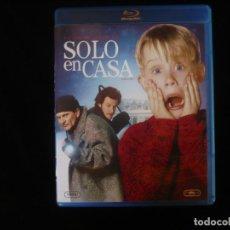 Cine: SOLO EN CASA - BLURAY COMO NUEVO. Lote 277278058