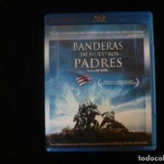 Cine: BANDERAS DE NUESTROS PADRES - BLURAY COMO NUEVO. Lote 277278158