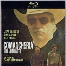 Cine: COMANCHERIA JEFF BRIDGES (BLURAY). Lote 277498503