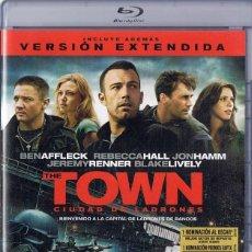 Cine: THE TOWN CIUDAD DE LADRONES BEN AFFLECK (BLURAY). Lote 277499793