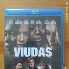 Cine: BLU-RAY VIUDAS - VIOLA DAVIS, MICHELLE RODRIGUEZ, LIAM NEESON (M2). Lote 277640443