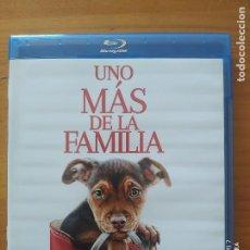 Cine: BLU-RAY UNO MAS DE LA FAMILIA (M2). Lote 277640833