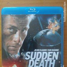 Cine: BLU-RAY SUDDEN DEATH (MUERTE SUBITA) - JEAN CLAUDE VAN DAMME (M2). Lote 277644678