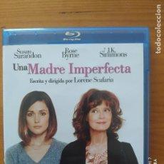 Cine: BLU-RAY UNA MADRE IMPERFECTA - SUSAN SARANDON (D3). Lote 277645438