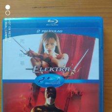 Cine: BLU-RAY ELEKTRA / DAREDEVIL - PACK 2 PELICULAS (D3). Lote 277646038